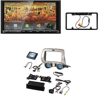 Amazon com: Kenwood eXcelon Double-DIN with Apple CarPlay Waze