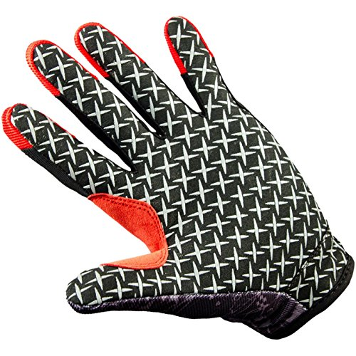 66sick Enduro Quad Mtb Dh 66s Gloves Mx Motocross Bmx Sicky Offroad Fingers Red Fr rc8STB8v