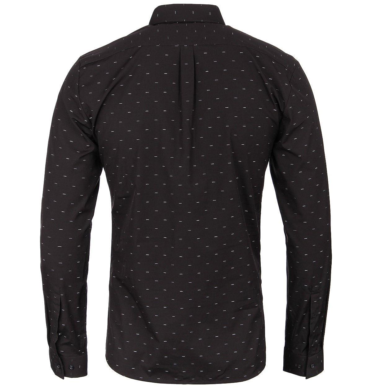 62790c212 Amazon.com: Hugo Boss Ero3 Mens Slim Fit Shirts (XLarge): Clothing