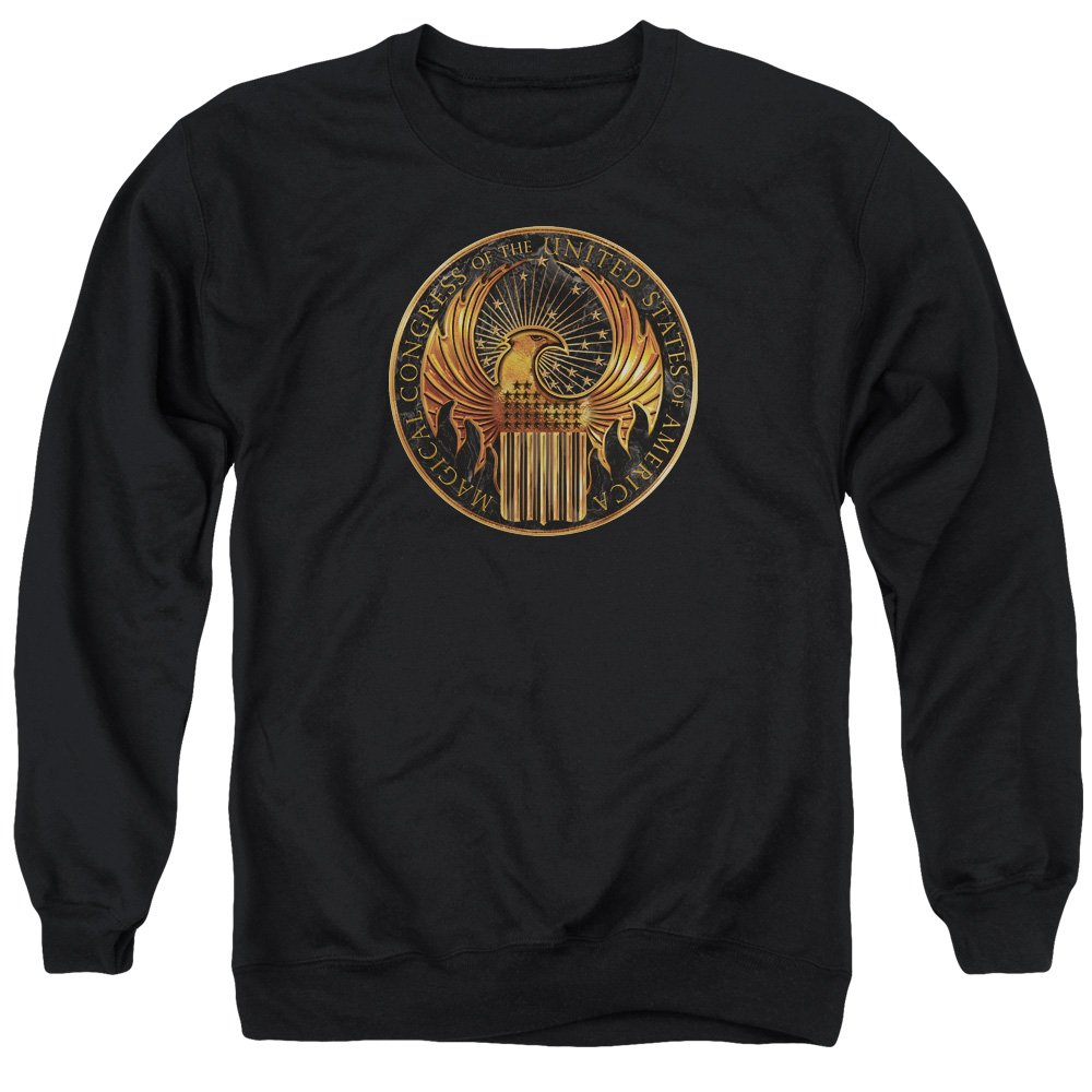 Fantastic Beasts - - Magical Congress Crest Sweater für Herren