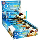 Quest Bars-Coconut Cashew 24 Bars