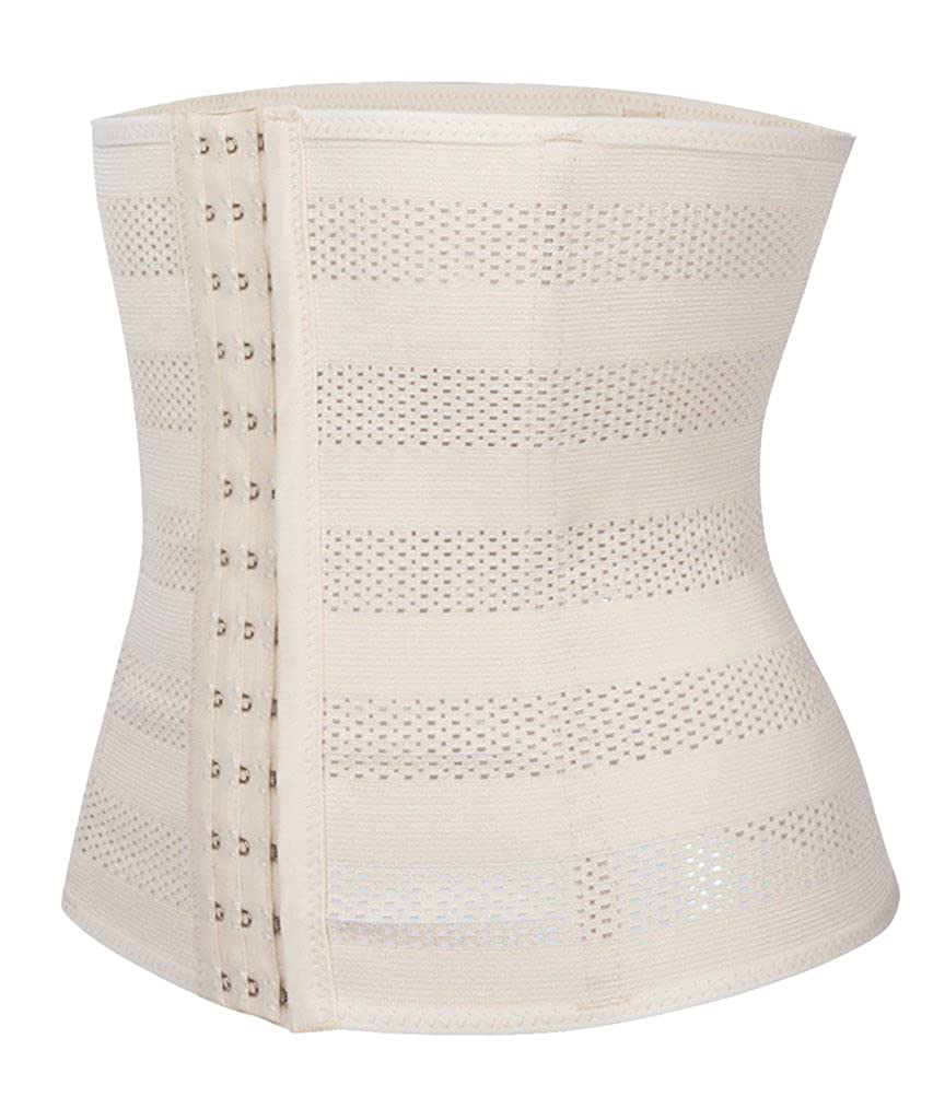 3-5 Days Delivery Waist Trainer Corset for Weight Loss Sport Workout Body Shaper Tummy Fat Burner