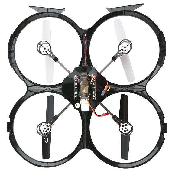 Udi U818a 2 4ghz 4 Ch 6 Axis Gyro Rc Quadcopter Con Cmara Rtf Modo