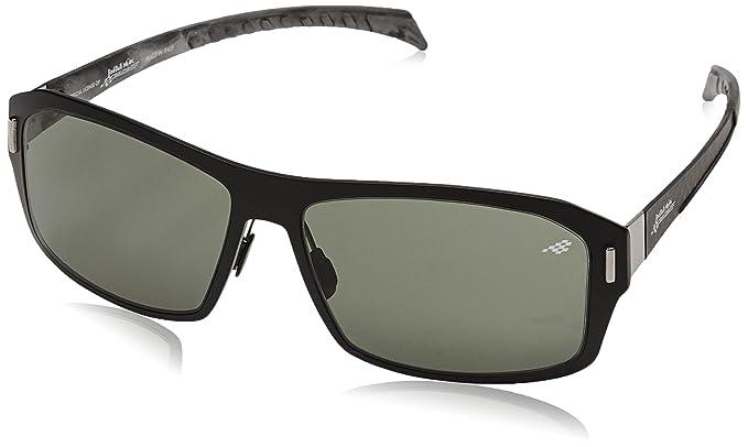 Red Bull Racing Eyewear Unisex - Erwachsene Sonnenbrillen Sports-Tech, Gr. One Size, Shiny Transparent Smoke & Rubber Blue/Brown