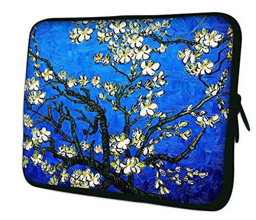 Blue Ornament Shoulder Men's Flower Bag Ektor qxzta66