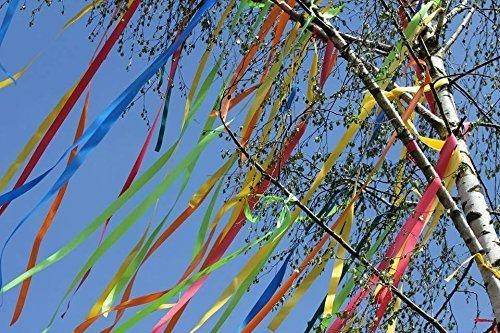 Maibaum Bänder Wetterfest