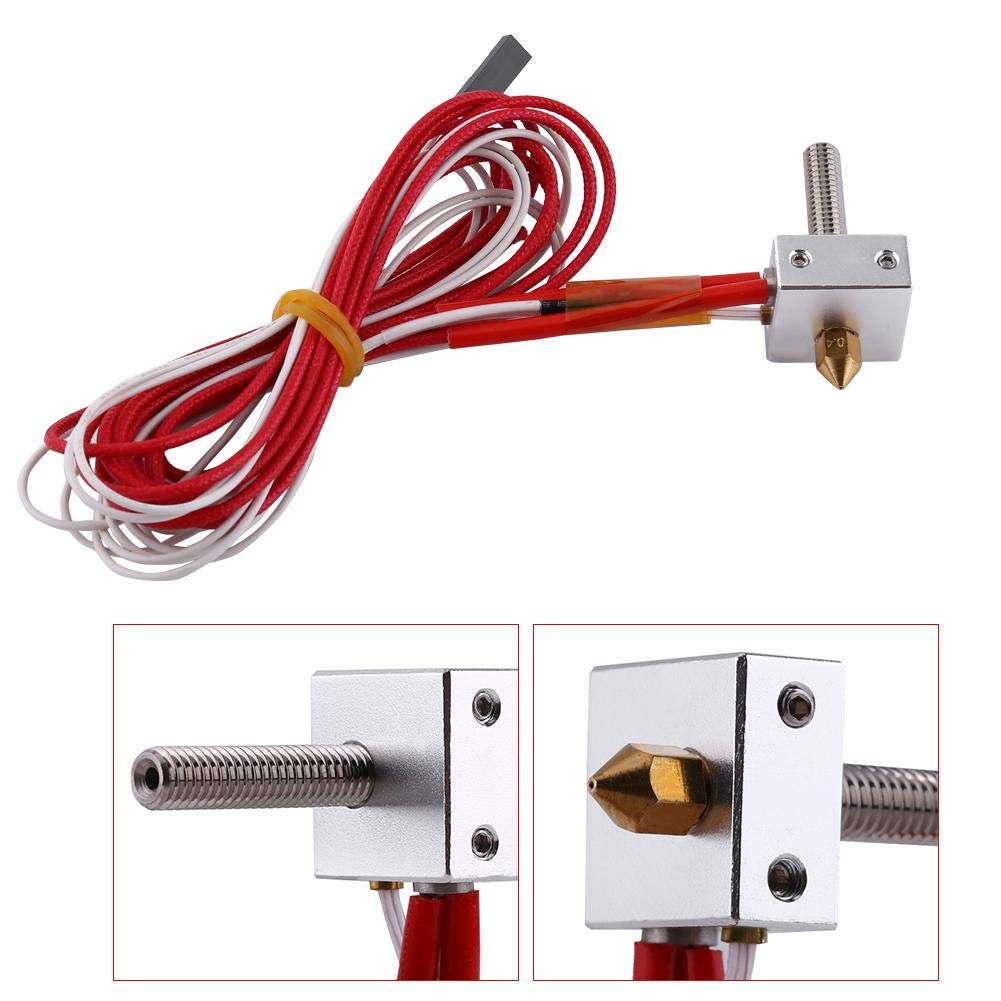Hot End Kit, Kits extrusores ensamblados Hot End Extruder Theater ...