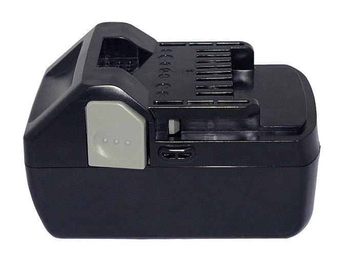 DV 18DSDL FCG 18DAL PowerSmart 18V 4000mAh Akku für Hitachi DS 18DSL