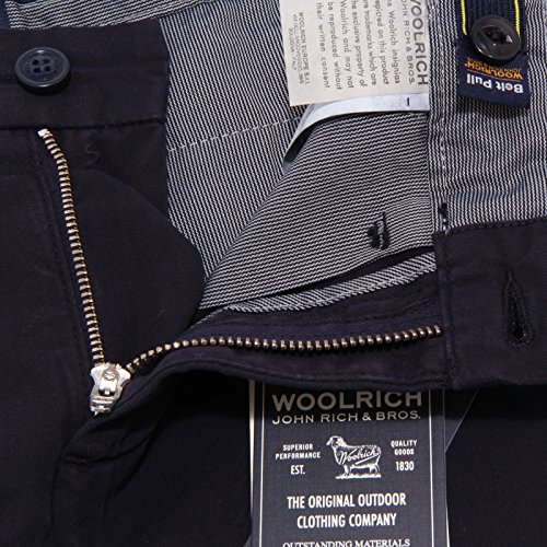 Cotton Pantalone 9179t Bimbo Trouser Cotone Blu Woolrich Blue Boy 6RHqwCUHS