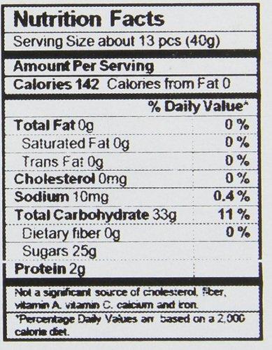Griotten | Soft Salt Salmiak Liquorice Cubes | Soft Licorice Candy | 1 pound