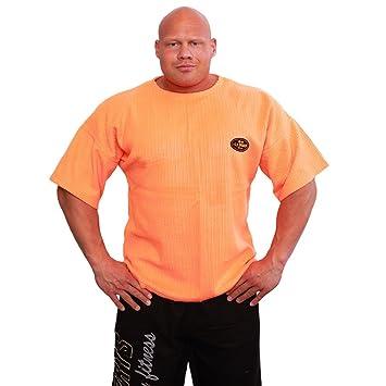 Profesional de Gym de camiseta S8 – 1 – Camiseta, fitness color: naranja/