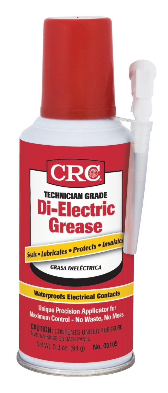 CRC 05105 Technician Grade Di-Electric Grease Compound - 3.3 Wt Oz.