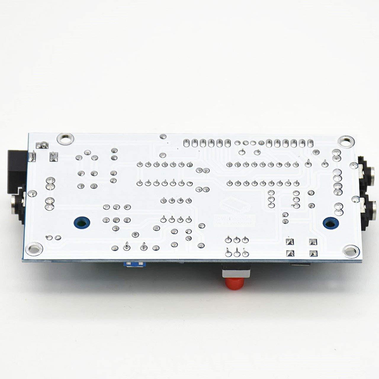 Verde Lector de c/ódigo Morse Decodificador CW Traductor de c/ódigo Morse Ham Radio Accesorio Esencial Producto Duradero ESjasnyfall
