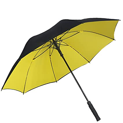Paraguas plegables Hombre automático Grande Doble capa Resistente y duradero Paraguas de negocios Paraguas largos Resistencia
