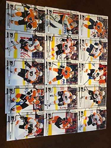 2017-18 OPC O-Pee-Chee Team Set No SP Philadelphia Flyers