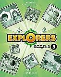 Explorers 3: Activity Book
