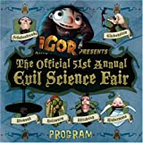 The Official 51st Annual Evil Science Fair Program, Rebecca Frazer and Elizabeth Elliot, 1416954481