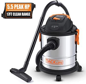 Tacklife Wet Pond Vacuum Cleaner