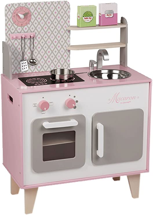 Janod Madera Juguete – Cocina de juguete Cocina Madera Cocina ...