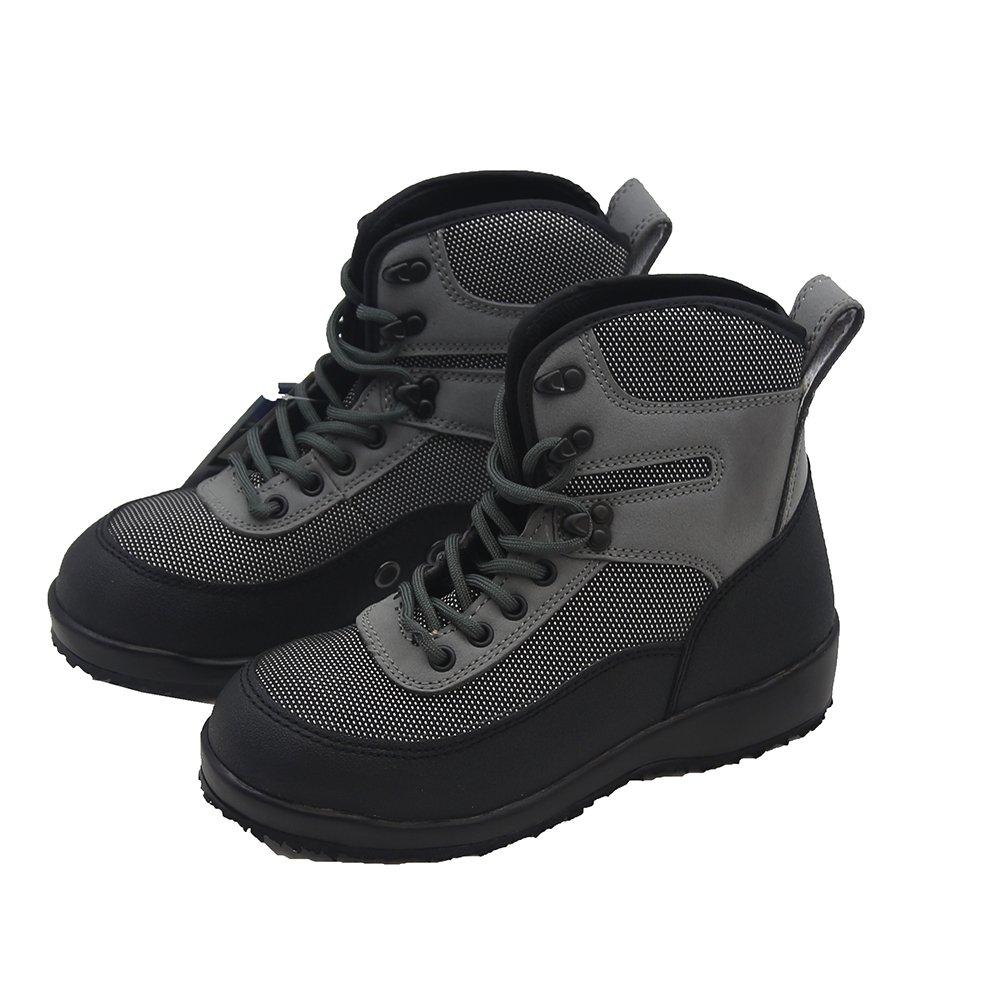 売り切れ必至! Pro Boots Line Women's Outsole, with 52103W Nylon Wading Boots with Rubber Outsole, 8 Silver US B07DRHRDH1, ふくしまけん:3429d4ec --- a0267596.xsph.ru