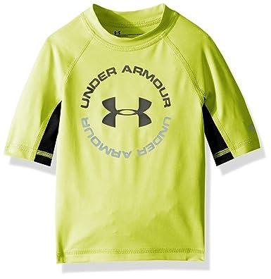 640c7cbbff8 Under Armour Toddler Boys  Ua Comp Short Sleeve T-Shirt Rashguard