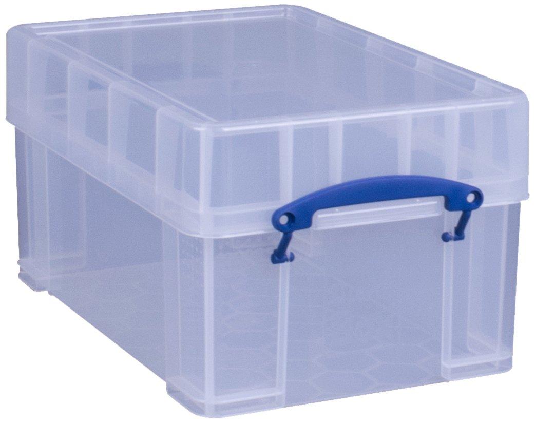 Really Useful XL 9/litri/ /scatola trasparente