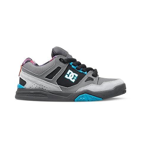 7364865a38b5a DC Shoes Stag 2 KB - Chaussures Basses Enfant ADBS100147  DC Shoes   Amazon.fr  Chaussures et Sacs