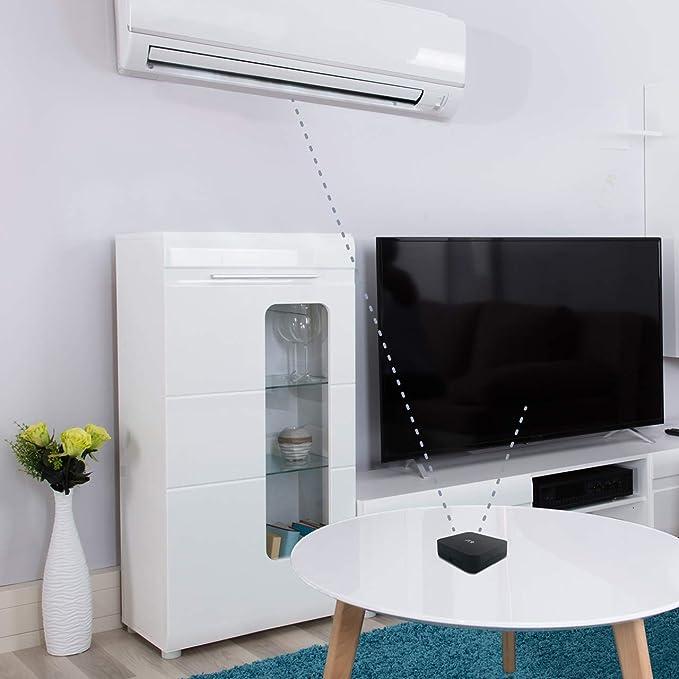 SPC Horus - Mando a Distancia Universal Inteligente para Smartphone (IR, 10 m, Wi-Fi, 360º, Smart Home compatible con Amazon Alexa) – Color Negro: Spc-Internet: Amazon.es: Electrónica