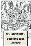Soundgarden Coloring Book: American Grun...