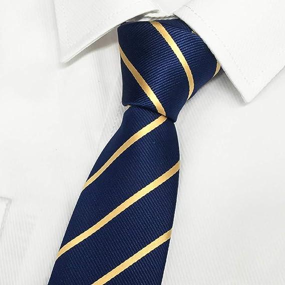 YYB-Tie Corbata Moda Lazo Ocasional Ropa Formal Lazo de los ...