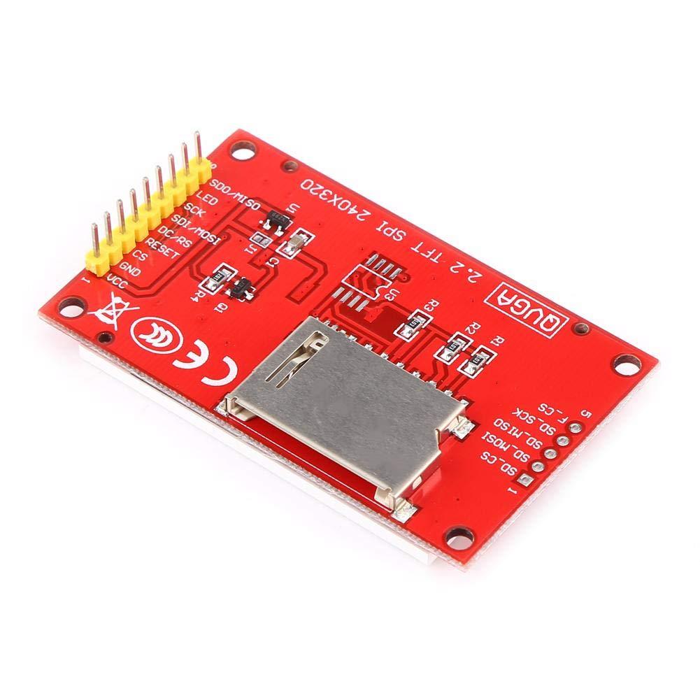 x320 Serial Port TFT SPI LCD Screen Display Module Board DIY RGB Zetiling Display Module,2.2 inch 240