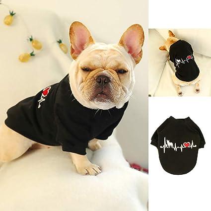 erh/ältlich in XS // S // M // L // XL Rosa // Wei/ß Pretty Baby Hundepullover gestrickt ideal f/ür kleine Hunde Herzchenmuster