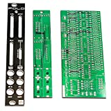 Synthrotek FOLD PCBs and Panel - Wavefolder/Ring Mod Eurorack Module