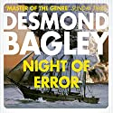Night of Error Audiobook by Desmond Bagley Narrated by Paul Tyreman