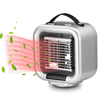 K/ühlventilator schnellheizend 12 V luftreinigend 60 Sekunden 150 W Entfroster grau Auto-Heizungsentfroster schnelle Erw/ärmung Auftauen mit klappbarem Griff