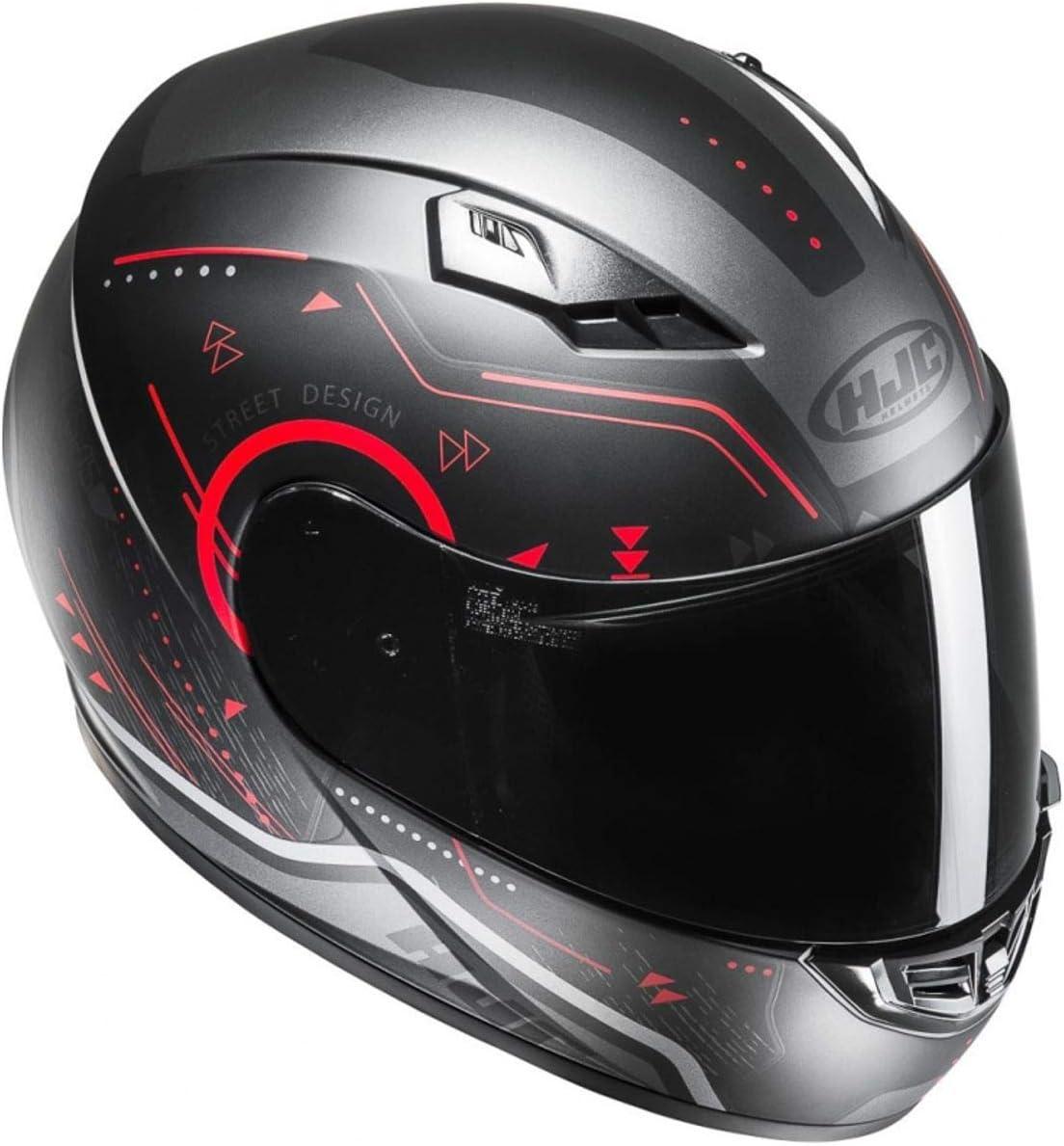 Casco moto HJC CS 15 SAFA MC8 Bianco//Pink XS