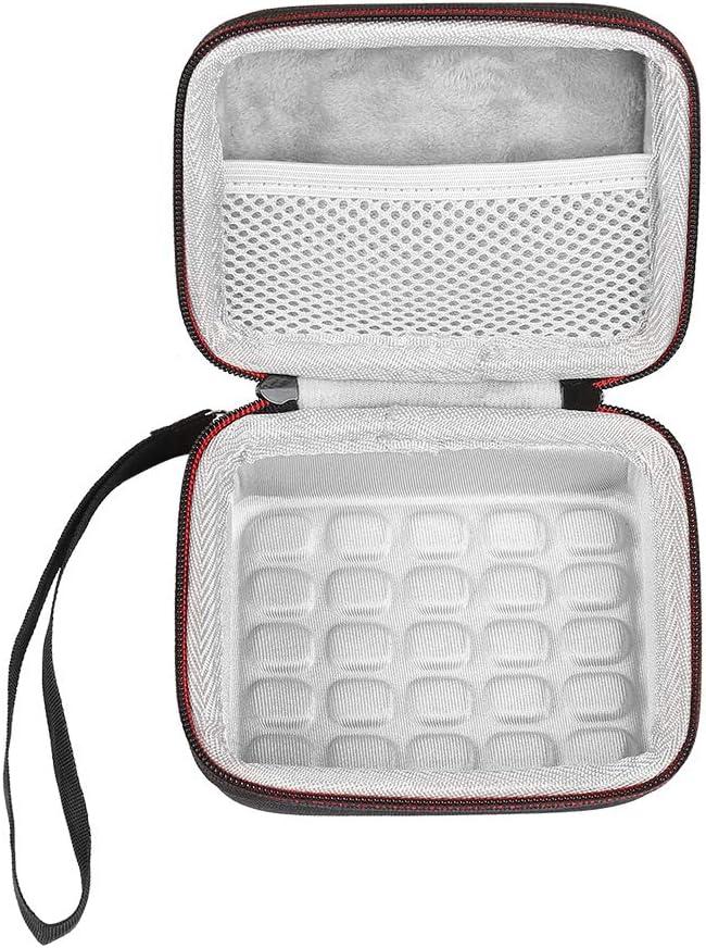 LuckyNV Protectora port/átil Nylon Bolsa Compatible con JBL GO Smart Bluetooth Altavoz