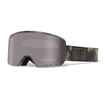 2211d9930ff Amazon.com   Giro Axis Snow Goggles Afterbang - Vivid Onyx Vivid ...
