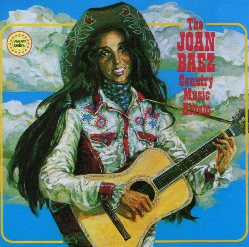 CD : Joan Baez - Joan Baez Country Music Album (United Kingdom - Import)