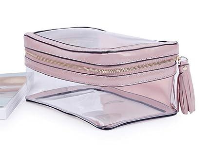 Transparente PVC bolsas de cosméticos de viaje bolsa de ...