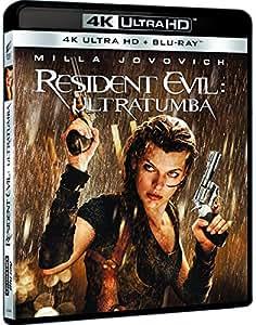 Resident Evil: Ultratumba (4K Ultra HD + Blu-Ray) [Blu-ray]