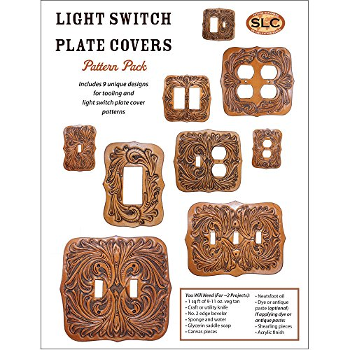 Light Switch Plate Cover Pattern Pack