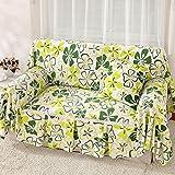 design sofas modern towel all covered sofa Cotton fabric continental garden sofa towel K 195x350cm(77x138inch)