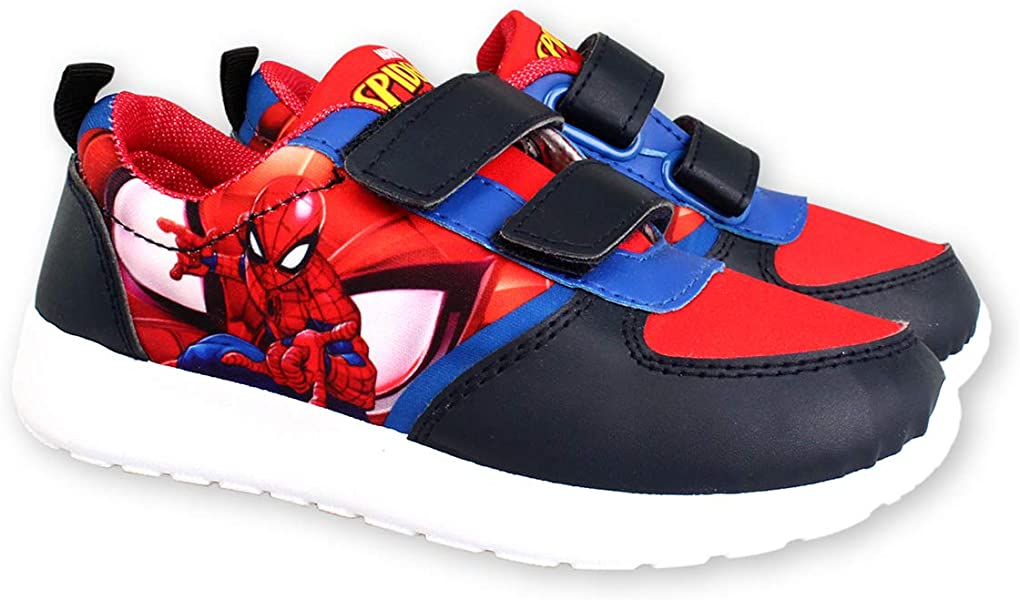 brand new 81d13 76045 Disney Spiderman Jungen Sneaker Schuhe Kinder Neu: Amazon.de ...