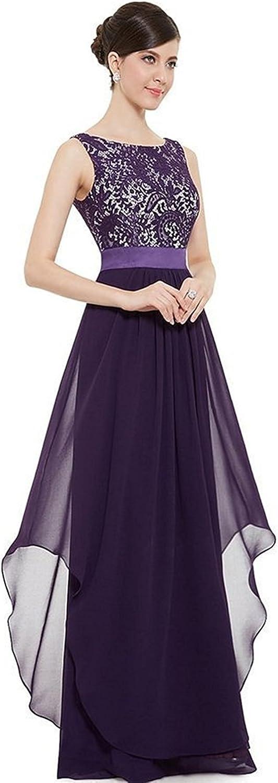 Damen Yigoo Festliche Elegant Kleider Damen Festlich Hochzeit Spitzenkleider Vintage Abendkleid Cocktailkleid A Linie Lang Langarm Bekleidung Agb Lv