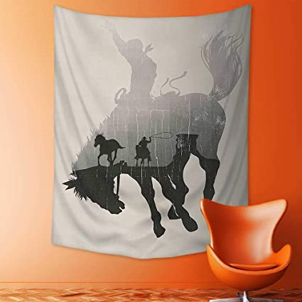 amazon com aolankaili wall hanging 3d printing tapestry western