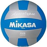 Mikasa VXS-AP Plaj Voleybol Topu Sentetik Deri, Kadın, Çok Renkli, Tek Beden
