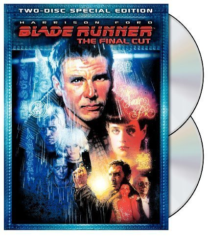 Blade Runner (The Final Cut) (Two-Disc Special Edition) by Warner Home Video by Ridley Scott by Warner Manufacturing