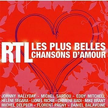 Amazoncom Les Plus Belles Chansons Damour De Music