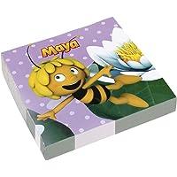 Amscan–552353–20servilletas abeja maya–33x 33cm